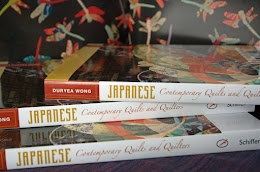 Author of: Japanese Contemporary Quilts & Quilters