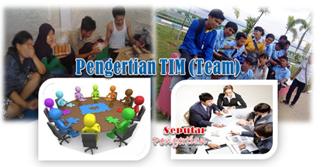 Seputar Pengertian Tim (Team)
