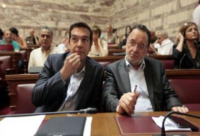 Ώρα μηδέν στον ΣΥΡΙΖΑ! Μια ανάσα από την διάσπαση το κόμμα!