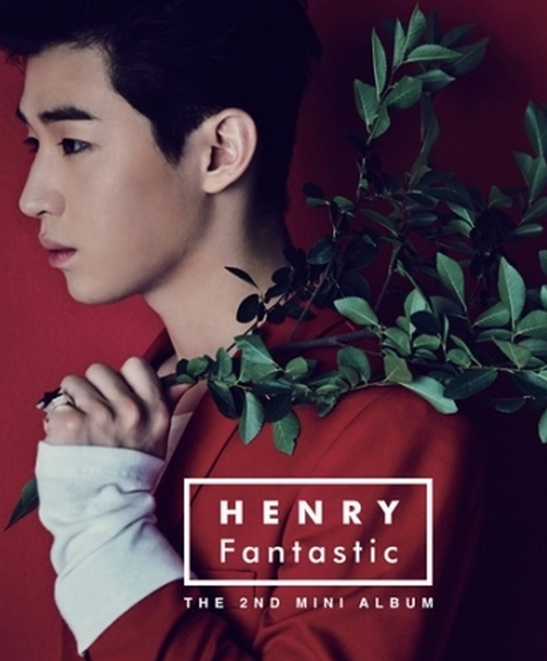 Super Junior Henry - Fantastic Mini Album