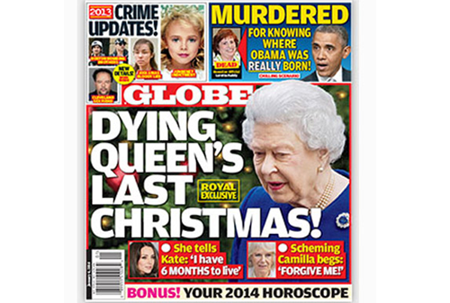 Queen Elizabeth is Dying