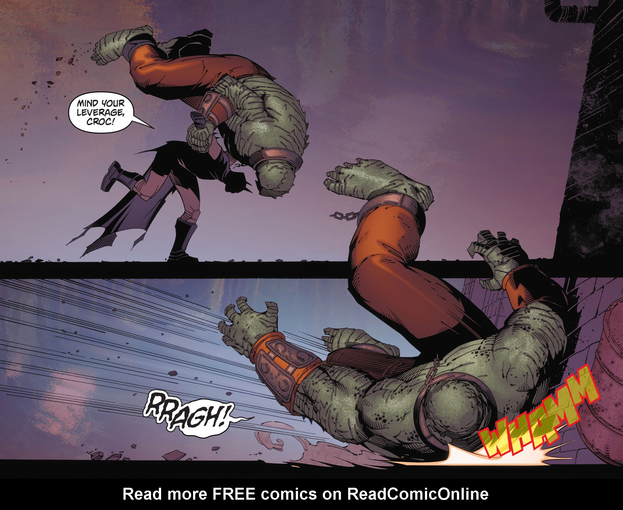Batman: Arkham Knight [I] Issue #6 #8 - English 15