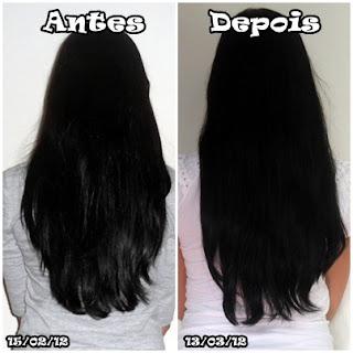 tratamento queda de cabelo hinode