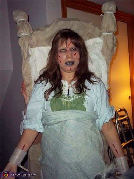 Exorcist Costume