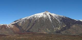 Medidas del Teide
