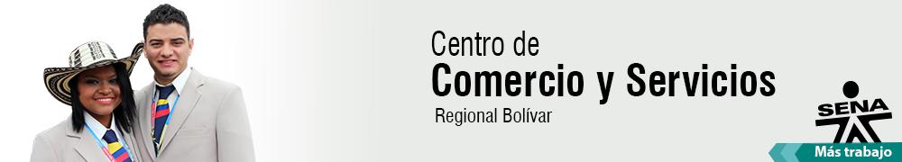 Centro de Comercio y Servicios. SENA Regional Bolívar