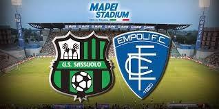 Sassuolo vs Empoli