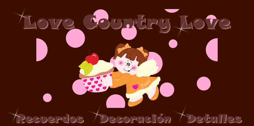 ♥Love♥Country♥Love♥