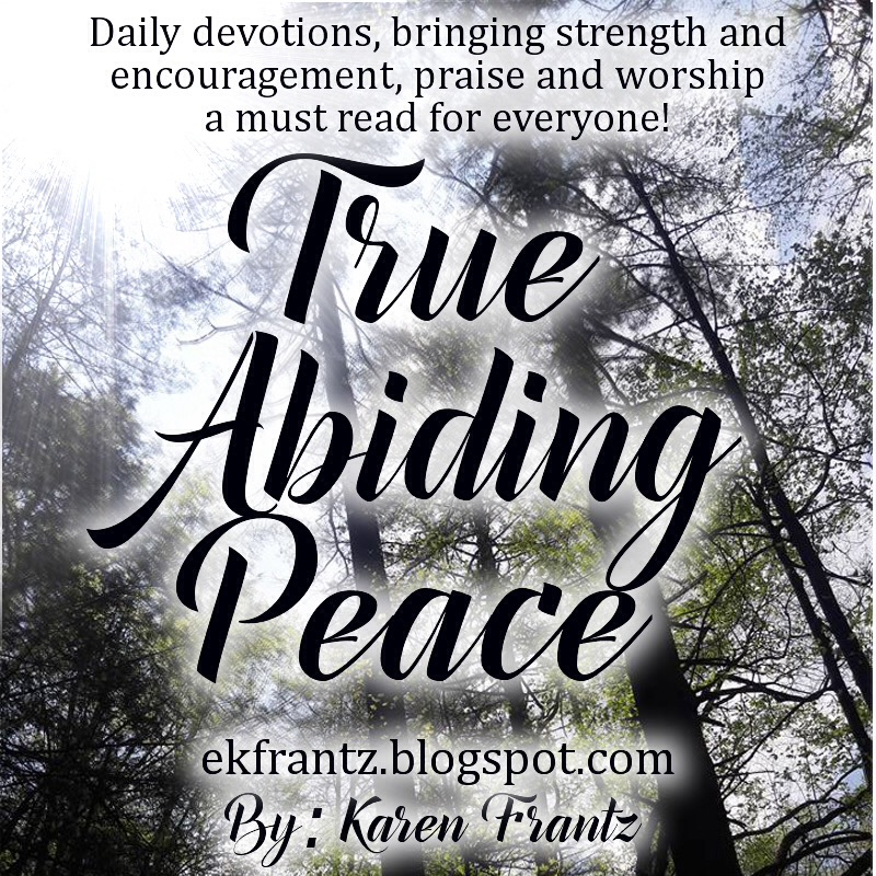 True Abiding Peace