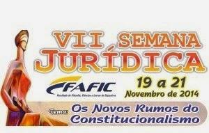 Semana Jurídica da FAFIC