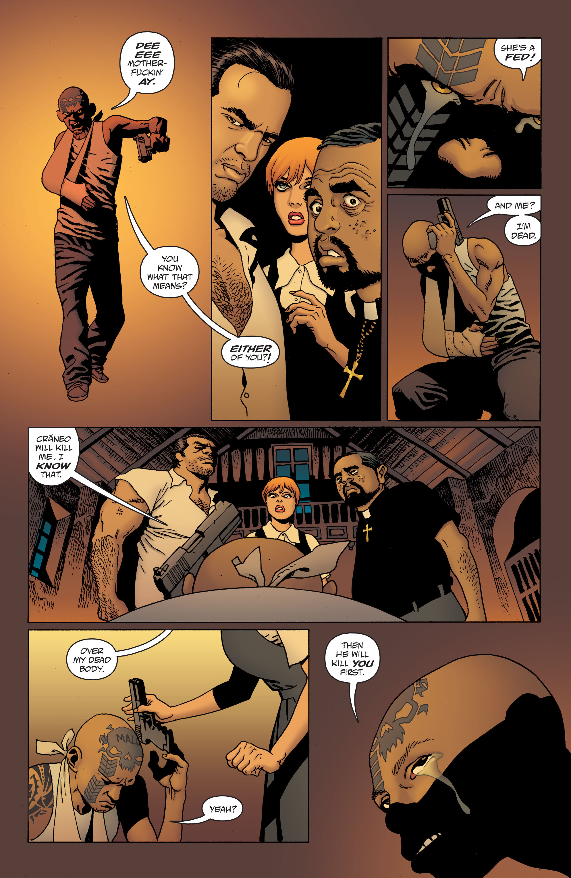 100 Bullets: Brother Lono Full Page 128