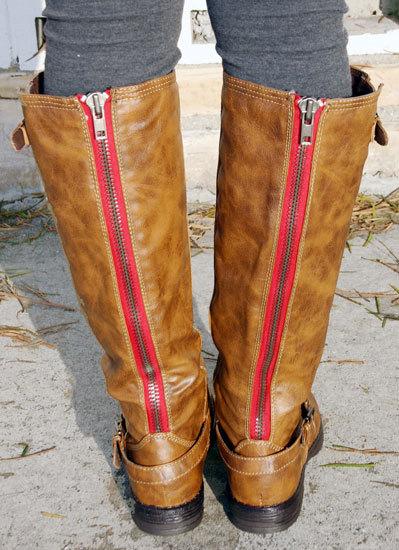 Madden Girl Boots Zoiiee4