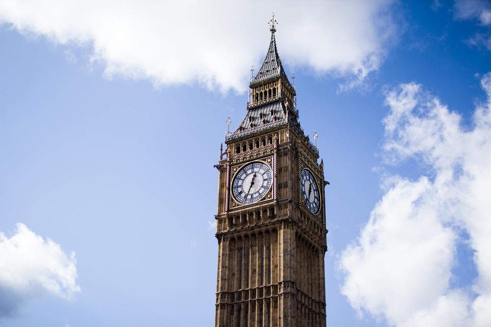 blog modowy wycieczka do Londynu Big Ben