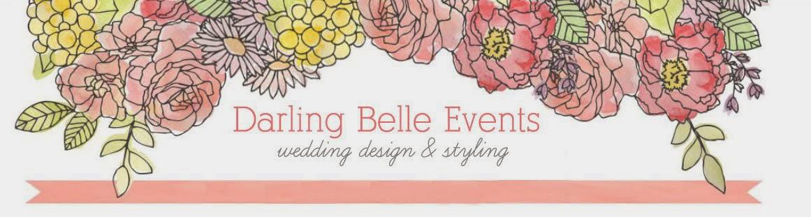 {darling belle events + design}