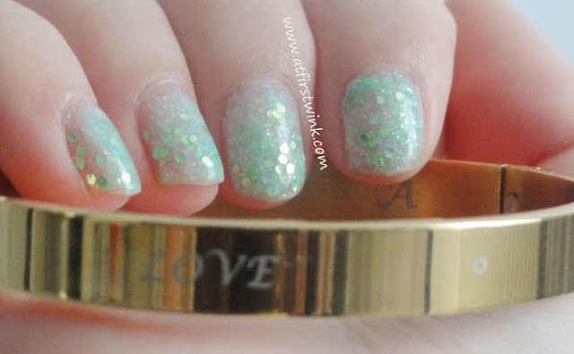 Modi Glam Nails nail polish no. 24 - Apple Candy