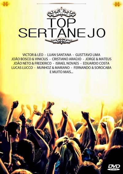 DVD Top Sertanejo 3ª Edição