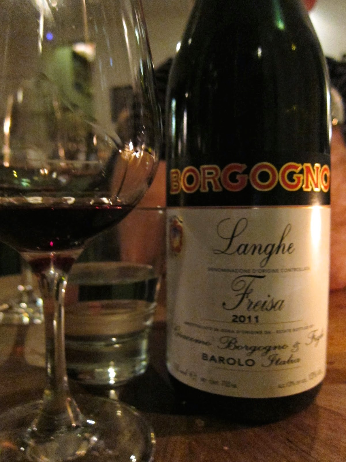 Cartlon wine room langhe freisa