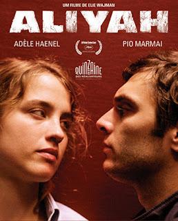 O  filme Aliyah está em cartaz nos cinemas do Rio de Janeiro