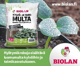 Blogiyhteistyössä Biolan