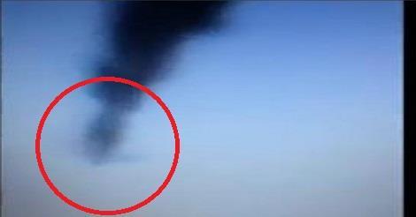 داعش تنشر فيديو لعملية اسقاط الطائرة الروسية في سيناء