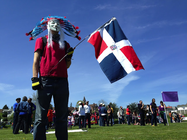 May Day 2013 in the US