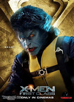 X-Men: First Class - Nicholas Hoult as Beast
