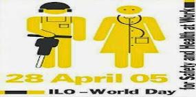 Παγκόσμια Ημέρα για την Ασφάλεια και την Υγεία στην Εργασία.