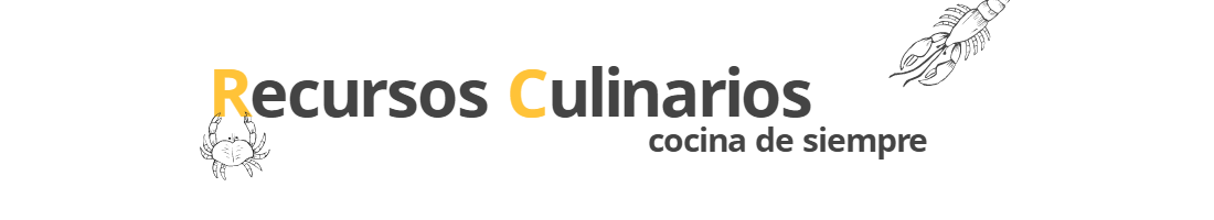 Recursos Culinarios