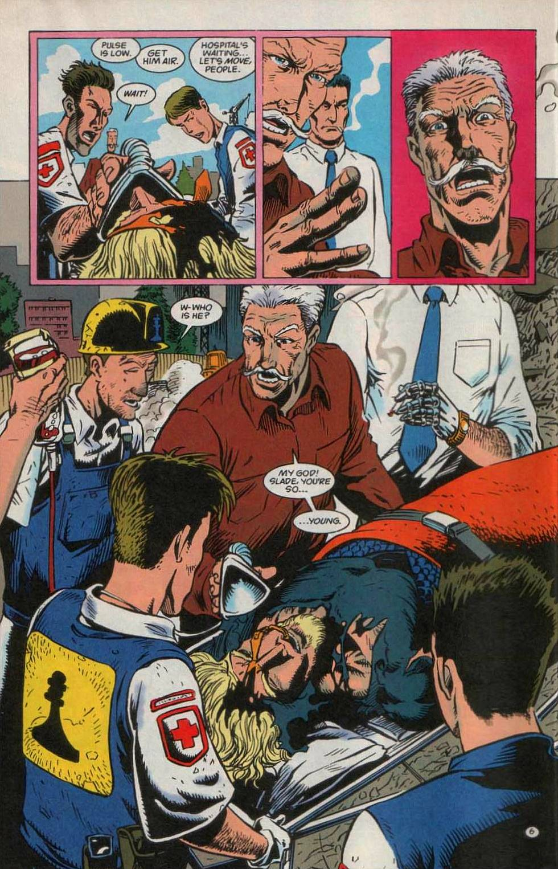 Deathstroke (1991) Issue #55 #60 - English 7