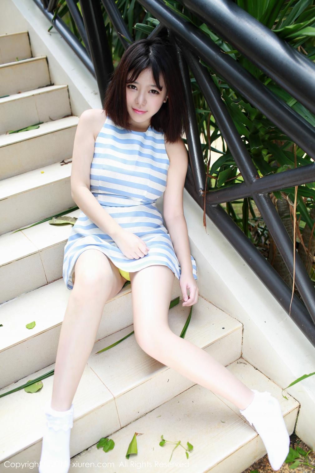 021 - XiuRen No.362 Faye
