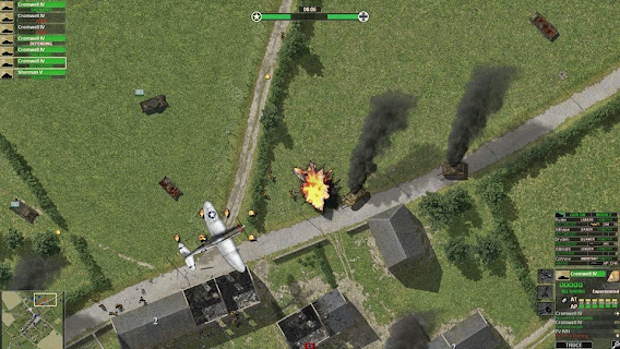 Close Combat: Gateway to Caen ScreenShot 03