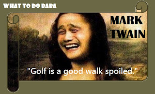 quote about golf to make you laugh