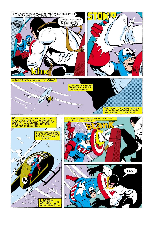 Captain America (1968) Issue #322 #250 - English 9