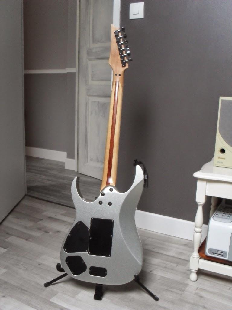 MXKT Custom Guitars: Sold Collection