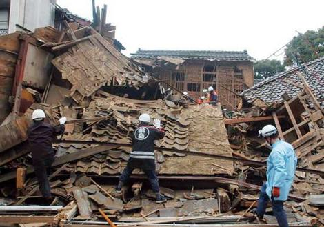 Earthquake Japan - Fifth Largest Earthquake in the World ...