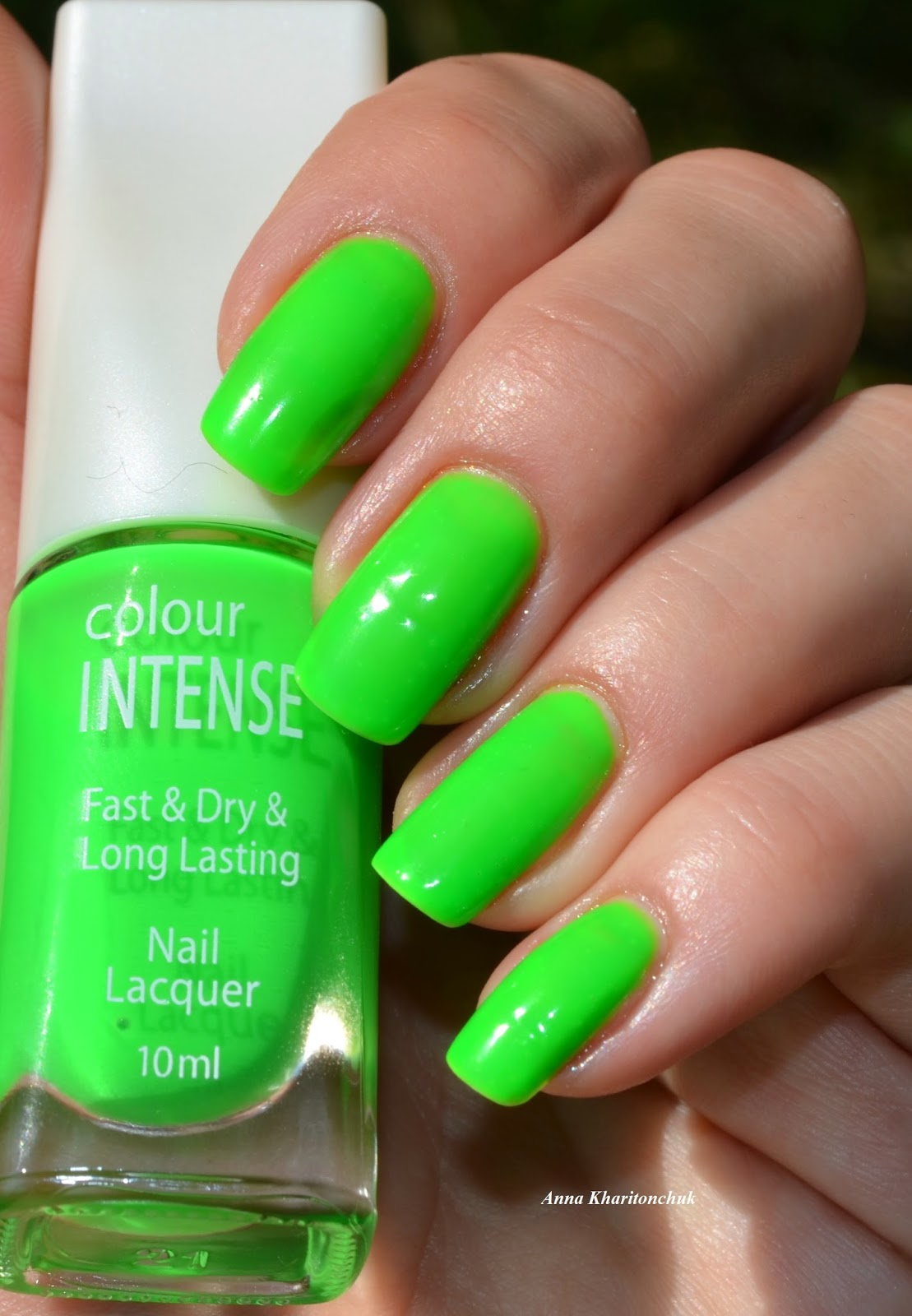 Colour Intense  Fast&Dry&Long Lasting # 130