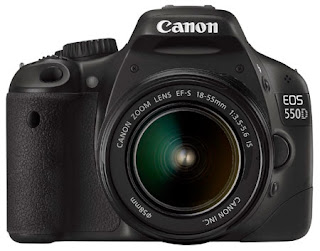 Canon EOS 550D / Rebel T2i