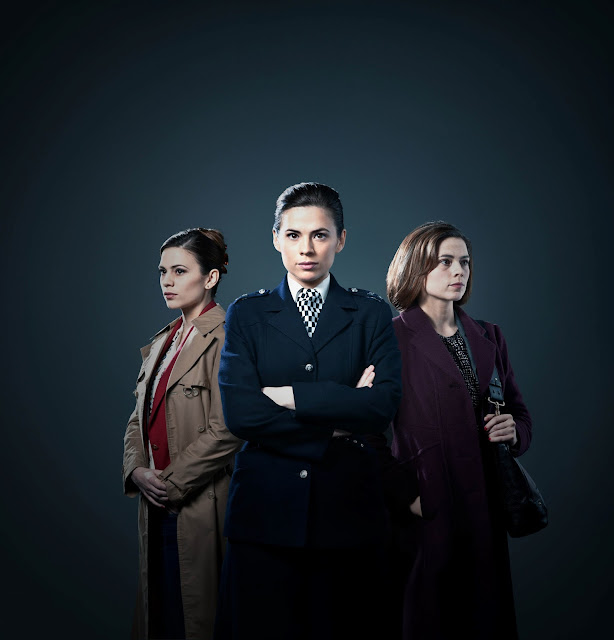 ITV&#39;s Life of Crime starring Hayley Atwell follows a detective&#39;s career across three decades