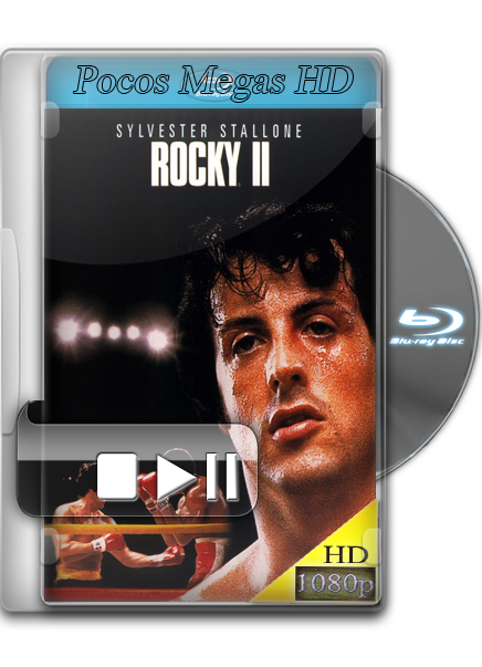 Rocky II [BrRip 1080p] [Audio Dual] [Latino/Ingles] [5.1] [Año 1979]