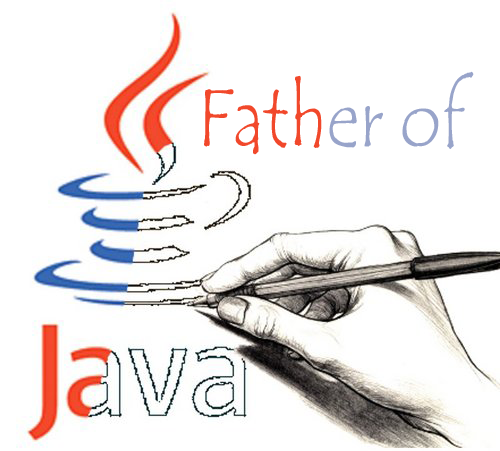 father of java