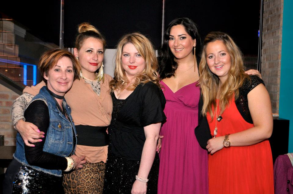 Stylists And Sara Hill