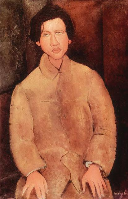 Modigliani, Portrait de Soutine