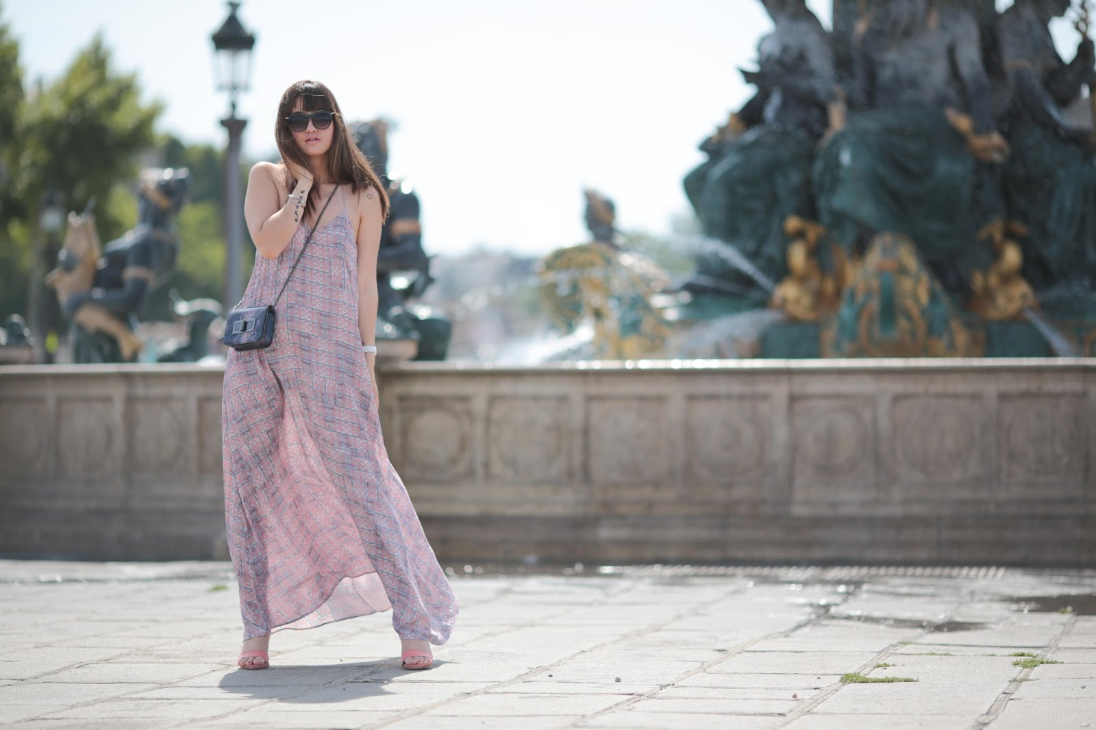 Paris Blogger, meet me in paree, style, streetstyle, summer look, Parisian style