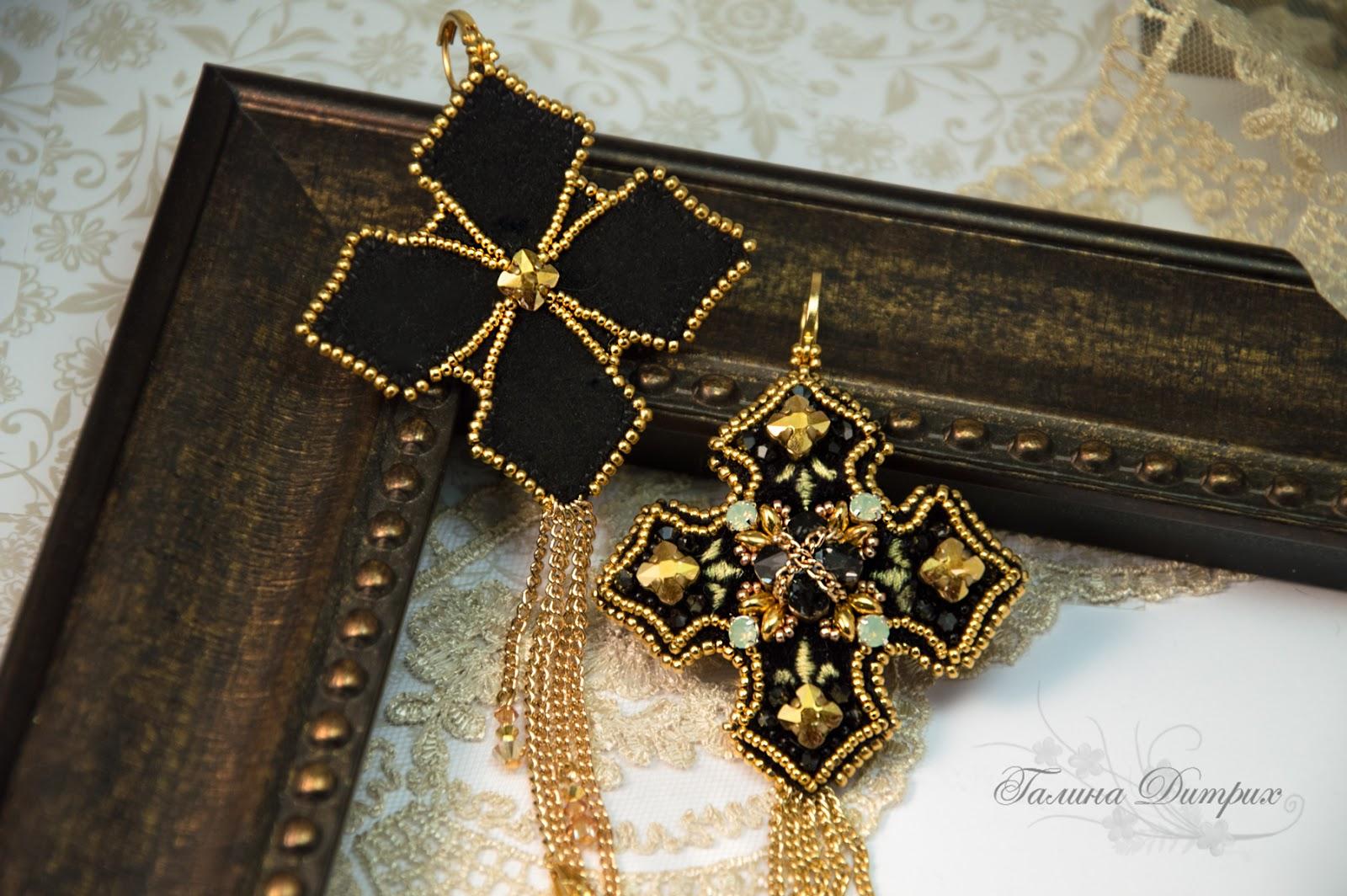 Коротко о вышивке крестом