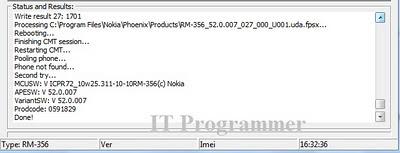 nokia 5800 IT Programmer
