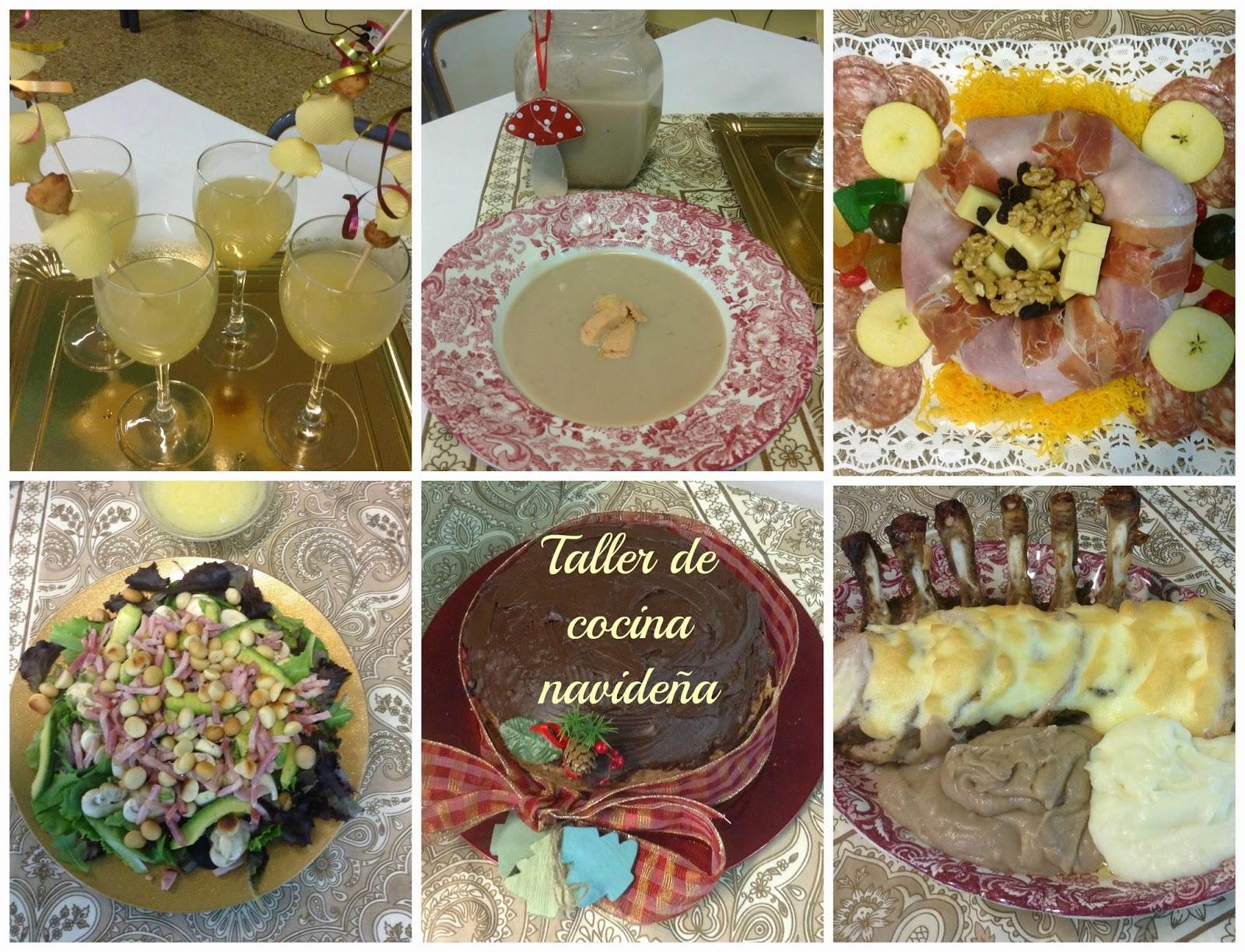 Infantilsansu taller de navidad para madres for Consome de navidad