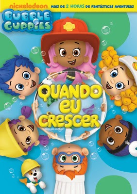 59743 Download – Bubble Guppies: Quando Eu Crescer – DVDRip AVI e RMVB Dublado (2014)