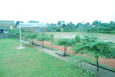 SPORT AREA OF SDS MODEL ISLAMIC VILLAGE (SBI)