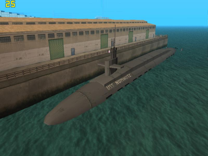 USS Numnutz gta san andreas ile ilgili görsel sonucu