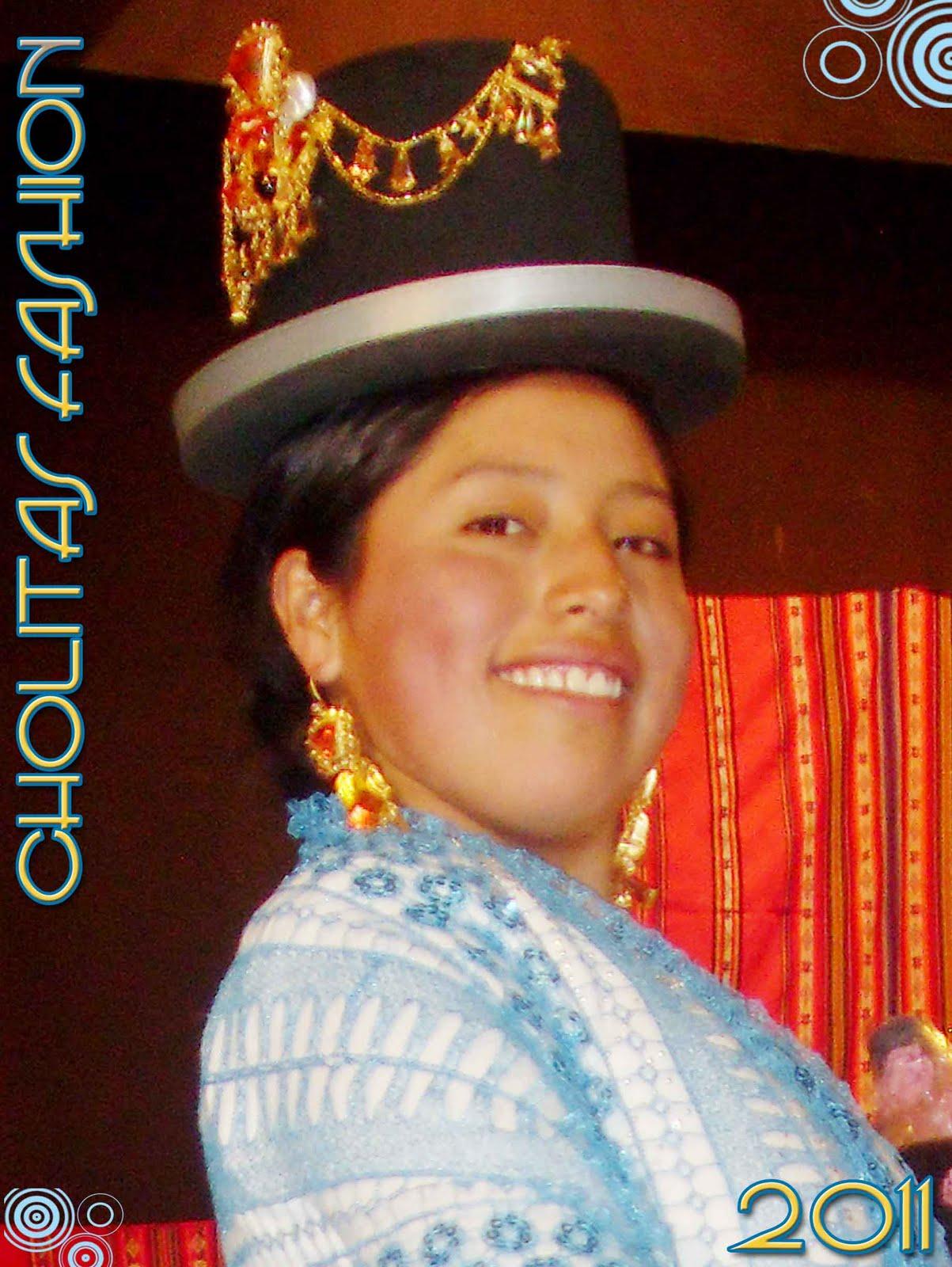 """Cholitas Fashion"""": Azafatas y Agencia de Modelos Aymarás"""
